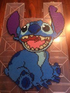 14 peg board Disney stitch from kilo and stitch Perler beads
