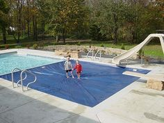 All-Safe automatic pool covers