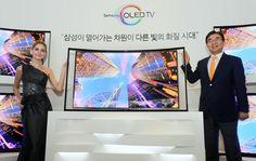 """Apesar de fornecer uma """"experiência diferenciada de imersão"""", o novo televisor não é capaz de suportar a resolução Ultra HD."""