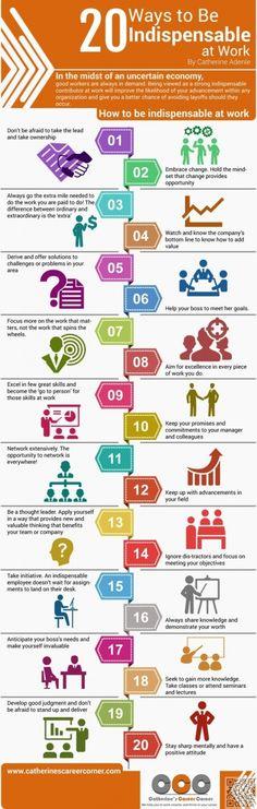 21. #indispensable - 23 infographie #utiles pour aider #votre carrière... → #Money