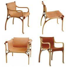 Valdes chair by Christian Valdes. #chile #design