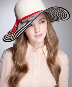 women's fashion. This hat! Ah!