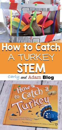 How to Catch a Turkey STEM Activity — Carly and Adam