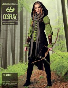 Steam Ingenious: New Cosplay by McCall's Patterns: Renegade and Sentinel