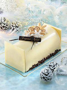 Bûche de Noël / Christmas Yule Log