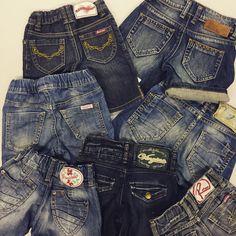 Jeans shorts! Van #vingino en #retour. In de shop van #kleertjesdoos 92-116