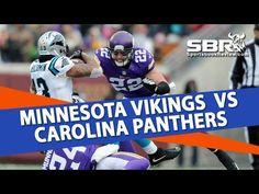 Minnesota Vikings vs Carolina Panthers Predictions w/ Al McMordie & Pistol Pete #MINvsCAR #NFLPicks