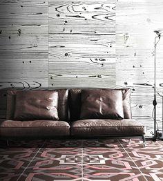 Design // Material on Pinterest  Porcelain Tiles, Tile and Floating ...