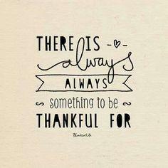 gratitude- this is so very true