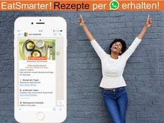 Lust immer informiert zu sein? Dann hole dir die EatSmarter App!