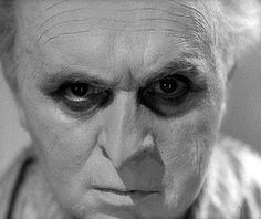 """Rudolf Klein-Rogge in """"The Testament of Dr. Mabuse"""", directed by Fritz Lang, 1933 Blu Ray Movies, Sci Fi Movies, Fritz Lang, Turner Classic Movies, Actor Studio, Film Quotes, Moving Pictures, Horror Films, Best Actor"""