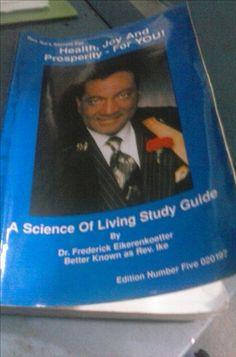 Rev. Ike's Secrets To health Joy And Prosperity For You $1 Summerville, GA (30747)