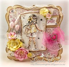 SWG Original Designs: Whimsy Stamps June Release Day 3 - Summer Buttercu...