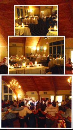 Every single guest is on the dance floor! || Lauren and Drew || 07.19.13 || Bonnet Island || #Unforgettabledjs #NJWeddingDJ