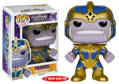 Guardians of the Galaxy Thanos 6″ Pop! Vinyl Figure