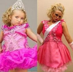 Miranda Lambert tweets photo of herself dressed up like Honey Boo Boo for Halloween