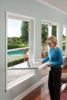 house windows types aluminum doublehung windows can be operated from the bottom or top sash sliding up 108 best different types of windows images on pinterest in 2018