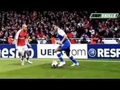 BEST FOOTBALL SOCCER SKILLS tricks 2013 HD NEW - YouTube