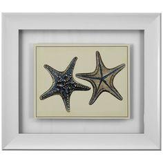 Bassett Mirror Antiuque Blue Starfish II 9900-145DEC