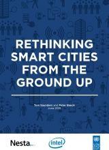 Rethinking Smart Cities From The Ground Up | Nesta