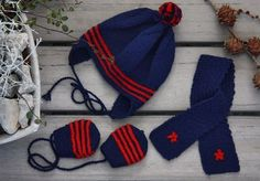 Doll knitting pattern Xmas gift 2012 Design: Målfrid Gausel