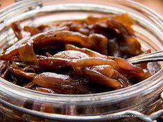 Kleiner Kuriositätenladen: Balsamico Zwiebel-Marmelade