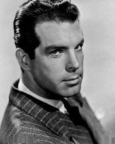 Bet you didn't know how hot Fred MacMurray was if you have only seen him in Flubber and My Three Sons. Here he looks like he did in Double Indemnity, best noir film, next to Mitchum's Out of the Past ever. Hollywood Men, Hooray For Hollywood, Hollywood Icons, Golden Age Of Hollywood, Hollywood Stars, Classic Hollywood, Vintage Hollywood, Tyrone Power, Classic Movie Stars