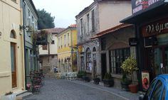 Xanthi with her beautiful alleys Thrace..Greece My town.. ♥