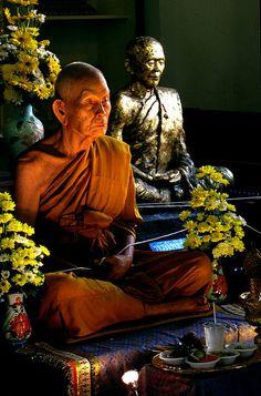 Monk Thailand #buddhist #buddhism #monk