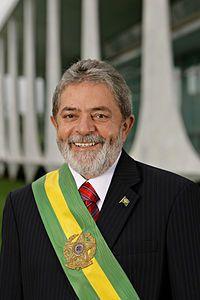 Presidente Lula- Símbolo Político