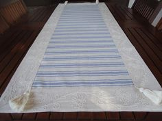 Home & Living Kitchen & Dining Linens Table Linens Table Runners Tablecloth Table Runner Table Cover Linen Tablecloth Cotton Table Runner Table