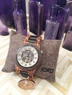 The Perfect Gift for a Special Guy    Jord Watches