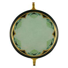 Hutschenreuther Selb Bavaria Art Deco Handled Dish (Signed GST/c.1910)
