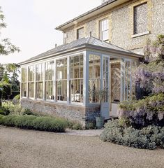 Conservatory by Marston & Langinger