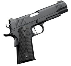 Kimber 1911 Custom TLE/RL II - Identical to the pistol carried by LAPD® SWAT, plus the integral Kimber Tactical Rail™.