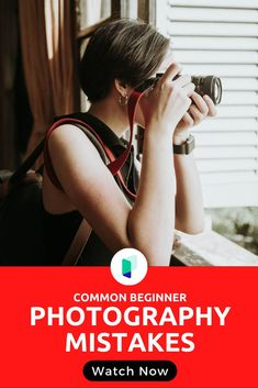 As a new photographer, it's inevitable that you're going to make mistakes. Some of the most common beginner photographer mistakes are also the easiest to fix. ⁣⁣⁣⁣ photography tips beginner photography tips and tricks photography ideas photography tutorial #beginnerphotographytips Photography Editing Apps, Photography Topics, Advanced Photography, Photography Poses For Men, Digital Photography School, Photography Challenge, Photography Tips For Beginners, Photography Lessons, Photography Courses