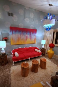 David Bromstad Designs David bromstad Hgtv and Living rooms