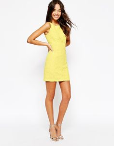 Image 4 of New Look Lace Body-Conscious Dress