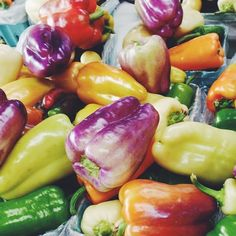 Lots of peepers at the Anne Arundel Farm Marker today! #peppers #colors #farmersmarket #annearundel #md #eatlocal #farm #farmtotable #summer #bounty