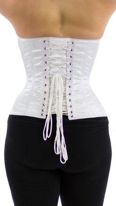 (http://www.orchardcorset.com/corsets/steel-boned-overbust-corset-in-satin-cs-511/)