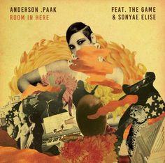 """Résultat de recherche d'images pour """"anderson paak artwork"""""""
