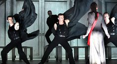 Wroclaw Opera is looking for new dancers for the season 2016/2017  #audition #auditions #dance #ballet #contemporary