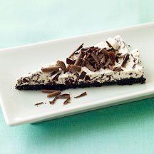 Whipped Cream Pie with Chocolate Crust (WW)