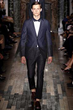 Male Fashion Trends: Valentino Spring/Summer 2014 - París Fashion Week #PFW