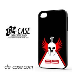Jorge Lorenzo Sparta Logo DEAL-5971 Apple Phonecase Cover For Iphone 4 / Iphone 4S