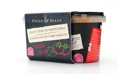 CULLY AND SULLY            Soupe | Tomates-Basilic
