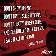 Facebook.com/fitfizz #flex #gym #fitfam #fitness #workout #sweat #reps #dedication #love #strength #motivation #quotes #inspiration
