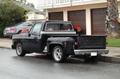 How about some pics of Short Beds - Page 227 - The 1947 - Present Chevrolet & GMC Truck Message Board Network 87 Chevy Truck, Chevy 4x4, Lifted Chevy, Chevy Chevrolet, C10 Trucks, Lifted Trucks, Gmc Suv, Chevy Stepside, Custom Trucks