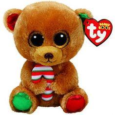 a083ab1cdd2 Beanie boo bella Christmas Beanie Boos