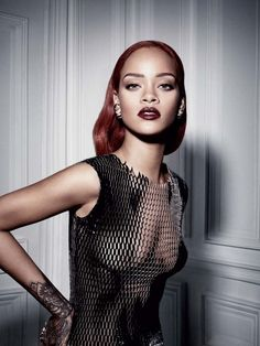 Rihanna x Dior Mag